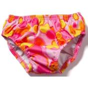 FINIS Reusable Swim Nappy - XS - Pink Bubble