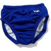 FINIS Reusable Swim Nappy - XS - Solid Royal