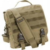 Extreme Pak LUPACKOD4 Extreme Pak Olive Drab Green 25cm Messenger Bag