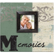 Memories Post Bound Scrapbook with Window, 30cm x 30cm
