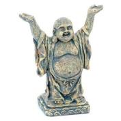 Penn Plax Mini Standing Buddha Aquarium Ornament