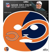 NFL Chicago Bears Game Day Face Temporary Tattoo, 530ml 134206 Siskiyou Sports