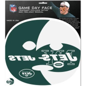 NFL New York Jets Game Day Face Temporary Tattoo