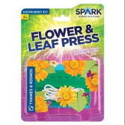 Thames and Kosmos Flower and Leaf Press Multi-Coloured