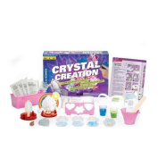 Thames and Kosmos Crystal Creation Science Kit Multi-Coloured