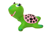 Natural rubber Bath Toy EMMIE the Turtle