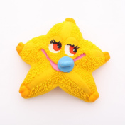 Natural rubber Bath Toy HARLEY the Sea Star