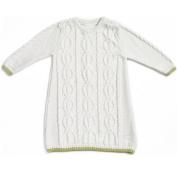 Natures Purest Kids Cable Knit Dress