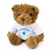 NEW - GAUDENCIO - Teddy Bear - Cute And Cuddly - Gift Present Birthday Xmas