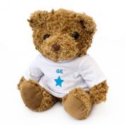 NEW - GIL - Teddy Bear - Cute And Cuddly - Gift Present Birthday Xmas