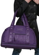 Baby On Board Nappy Changing Bag Purple