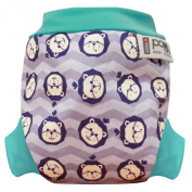 Close Parent Swim Nappy - Lion