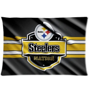 Unique And Comfortable Steelers printing Pillowcases standard size 20