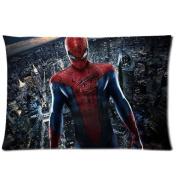 Custom Spiderman Pillowcase Standard Size Design Cotton Pillow Case