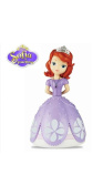 Sofia The First 3D Bath and Shower Gel 300 ml