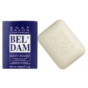 beldam blue skin lightening whitening soap 200g
