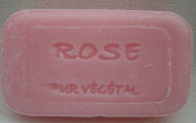ROSE with ROSE oil Natural soap Savonnerie de Bormes Provence 100 g