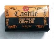 Castile Olive Oil Soap Pack of 3