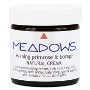 Evening Primrose & Borage Natural Cream - High GLA content (Meadows Aroma) 60ml