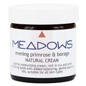 Evening Primrose & Borage Natural Cream - High GLA content (Meadows Aroma) 60ml