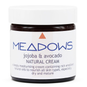 Jojoba & Avocado Natural Cream (Meadows Aroma) 60ml