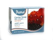Diana Caviar Soap with COLLAGEN Anti-Ageing Wrinkle 125g BY ELYSEESTAR