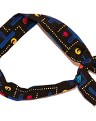 Retro Gamer Print Vintage Style Wire Headband - Silly Old Sea Dog