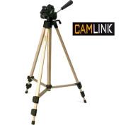 CAMLINK Photo.Video 3 Way 17mm Leg Tripod TP 1700 Electronic Camera Accessories 5037461900162
