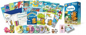 Tagalog for Kids Deluxe set, Tagalog Language Learning Dvds, Books, Posters and Flashcards for Children