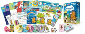 French for Kids Deluxe set, French Language Learning Dvds, Books, Posters and Flashcards for Children