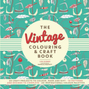 Vintage Colouring & Craft