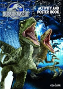 Jurassic World Activity and Poster Book