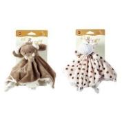 Elli & Raff Comfort Blankets (Pair) [Kitchen & Home]