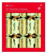 Anker Christmas Crackers Gold 25cm x 36cm