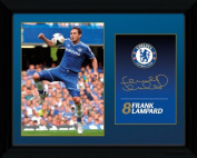GB eye 41cm x 30cm Chelsea Lampard 13/ 14 Framed Photograph, Assorted