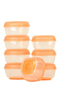 Vital Baby 8 Press 'N' Pop Mini Freezer Pots