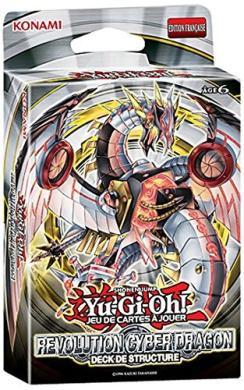 Konami - jccygo216 - Card Game - Cyber Dragon Revolution Structure Deck Yu-Gi-Oh.
