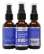 60ml Vitamin C Serum for Men • Clinical 20% • Vitalizing Body + Facial Skin Care by All Natural Advice