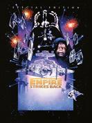 "Star Wars 60 x 80 cm ""Episode V - The Empire Strikes Back"" Canvas Print"