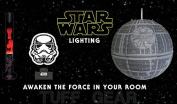 Offical Star Wars Death Star Paper Light Shade