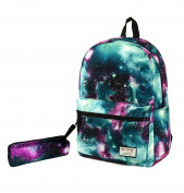 HotStyle TrendyMax Galaxy Pattern Casual School Travel Laptop Backpack Rucksack Daypack Bags