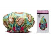 Dry Divas Shower Cap Diva Mandarin Blossom