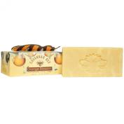 Savannah Bee Company Inc Honey Bar Soap, Orange Blossom, 220ml