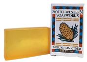 Southwestern Soapworks Mountain Cider Handmade Glycerin Soap 70ml