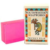 Southwestern Soapworks Prickly Pear Handmade Glycerin Soap 70ml