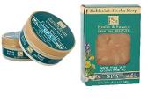 H & B Dead Sea Minerals Calendula Butter for Cracked Feet & Kabbalah Herbs Soap
