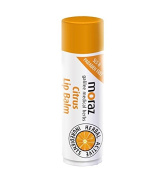 New Moraz Natural Herbal Citrus Flavour Lip Balm Protects from Dryness, 5ml