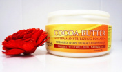 Beauty Secrets Handcrafted Cocoa Butter Fair Trade Made in Ghana 195g