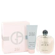 [Bella Bella Boutique] Aquá Dí Gíoia Women Gift Set 100ml Eau De Parfum Spray + 70ml Body Lotion