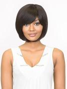 Diana Bohemian Wig Natural Yaki Human Hair Wig - Tina-FT1B/30